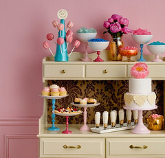 photo credit: Shauna Younge Dessert Tables via photopin cc