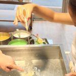 外国人友達の観光案内に、自由研究におすすめ!食品サンプルを作ろう